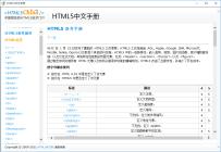 HTML5中文参考手册CHM下载