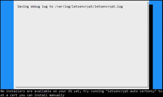 给博客加把小绿锁,Let's Encrypt免费HTTPS SSL证书获取教程 - 第2张  | 扩软博客