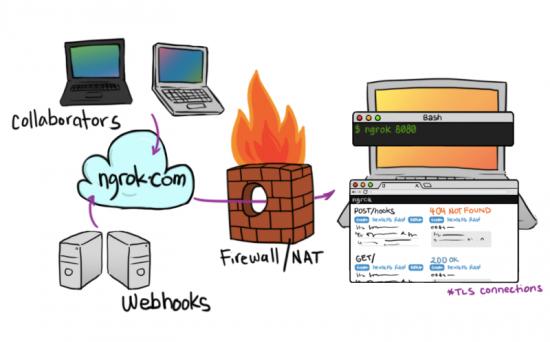 内网穿透利器-ngrok服务器搭建 - 第1张  | 扩软博客